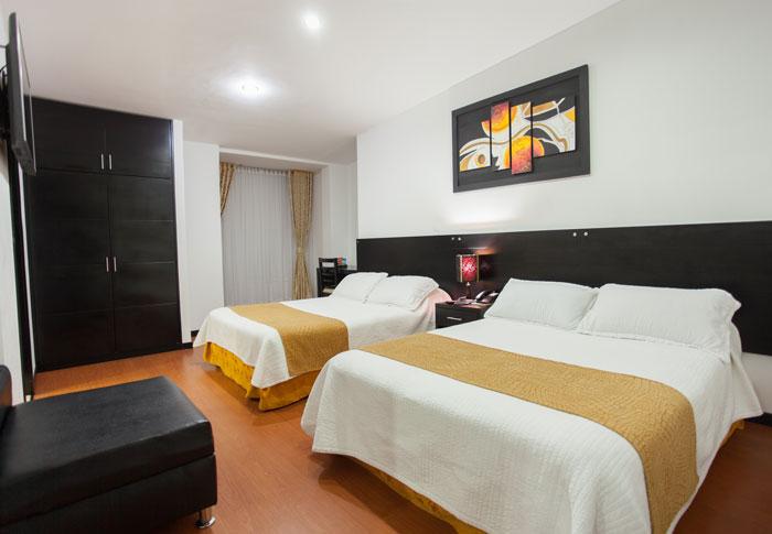 Habitación Ejecutiva Superior de dos camas