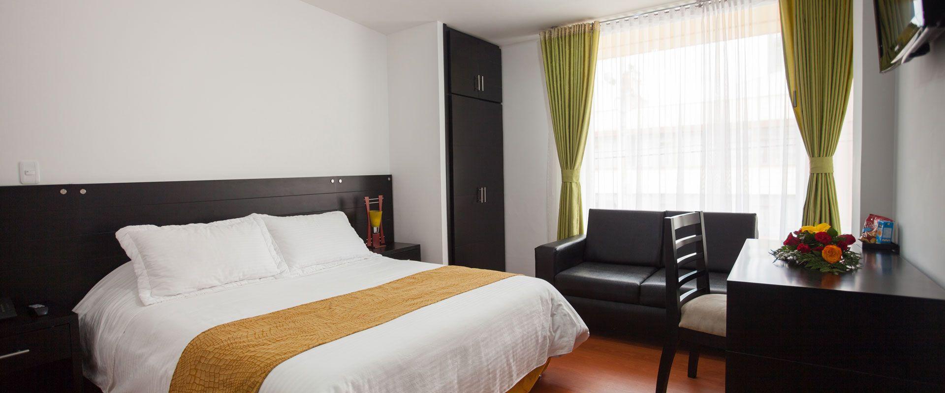 Habitaciones Hotel Palermo Suite