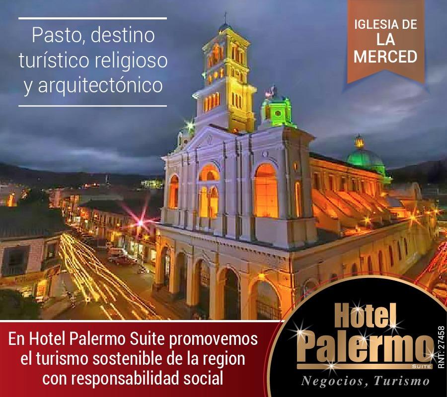 Iglesia de La Merced - Pasto