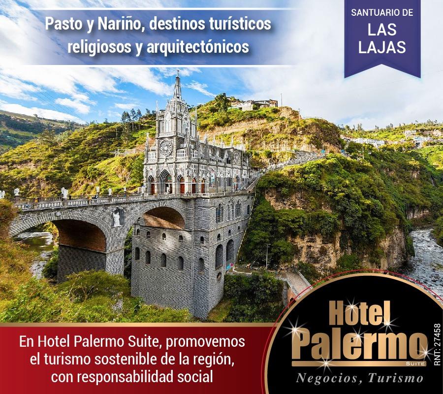 Santuario de Las Lajas - Nariño Colombia